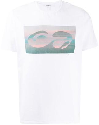 Frame graphic print T-shirt