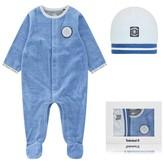 Timberland TimberlandBoys Pale Blue Babygrow & Hat Gift Set