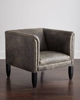 Old Hickory Tannery ELIN LEATHER CHAIR