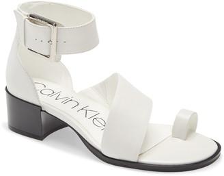 Calvin Klein Pepa Sandal
