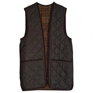 Barbour Brown Cotton Jacket for Women