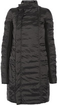 Rick Owens Eileen Padded Shell Jacket - Black