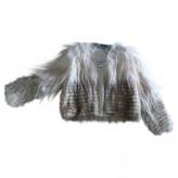 Chloé fur coat size 34-36