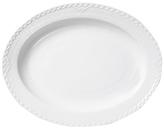 Royal Copenhagen Large Half Lace Oval Platter
