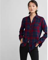 Express flannel shirt