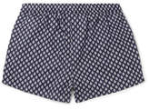 Derek Rose - Nelson Printed Cotton Boxer Shorts