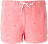 Tomas Maier palm tree shorts - women - Cotton - S