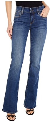 KUT from the Kloth Natalie Bootcut in Fellowship (Fellowship Wash) Women's Jeans