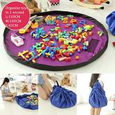 GreenSun(TM) Portable Kids Childs Playing Mat Multi-function Playmat Toys Storage Bag Organizer For Family Picnic Car Play Mats 45/100/150cm
