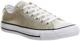 Converse All Star Low Leather