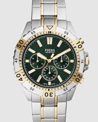 Fossil Garrett Multicolour Chronograph Watch
