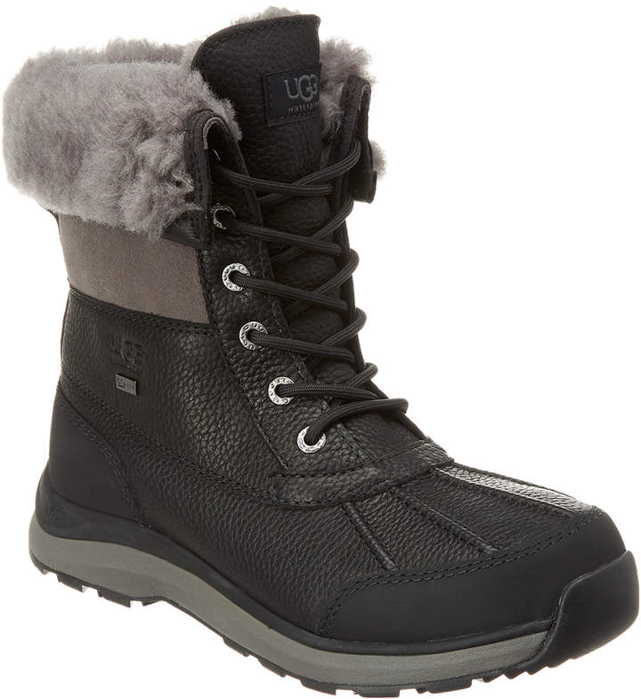 23aef4aace1 Women's Adirondack Ii Waterproof Suede & Leather Boot