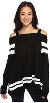 Brigitte Bailey Cellinia Cold Shoulder Sweater