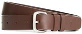 Brooks Brothers Harrys Of London® Soft Calfskin Belt