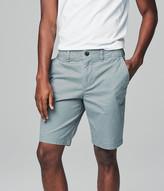 Classic Reflex Flat-Front Shorts