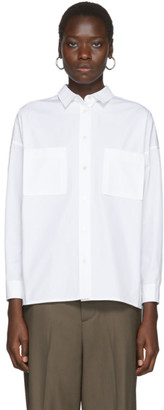 Arch The White Two-Pocket Shirt