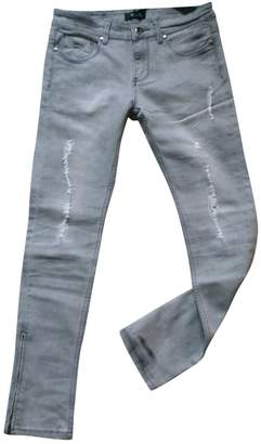 Suncoo Grey Cotton - elasthane Jeans