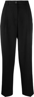 Acne Studios Straight-Leg Tailored Trousers