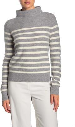 Vince Brenton Cashmere Stripe Sweater