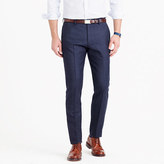 J.Crew Ludlow suit pant in Italian windowpane wool