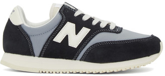 New Balance Blue Comp 100 Sneakers