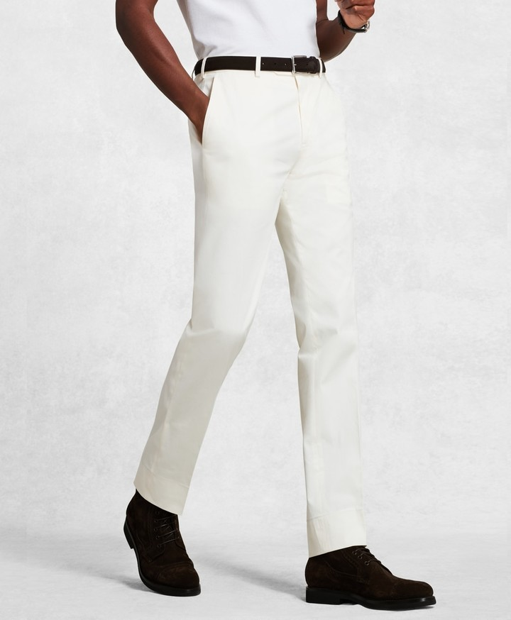 Brooks Brothers Golden Fleece Chino Trousers