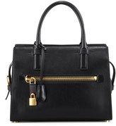 Tom Ford Medium Calfskin Executive Tote Bag, Black