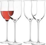 LSA International Wine Rosé Glass - Set Of 4