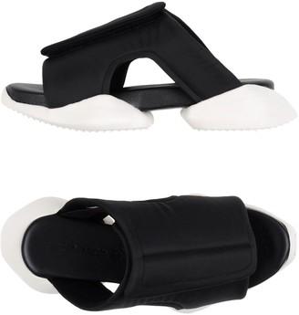 Rick Owens x ADIDAS Sandals