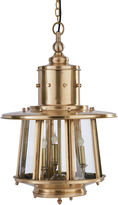 Bradburn Gallery Home Brass 3-Light Lantern
