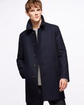 Italian Double Face Wool Coat