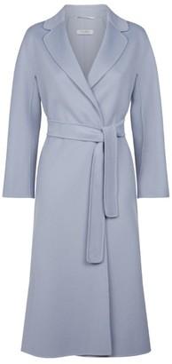 Max Mara Wool Belted Coat
