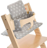 Stokke Cushion For Tripp Trapp Chair, Gray Star