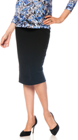A Pea in the Pod Isabella Oliver Pull On Maternity Pencil Skirt