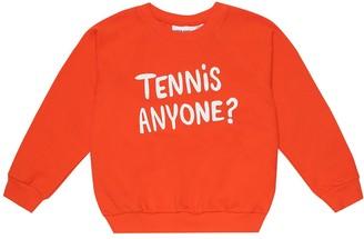 Mini Rodini Tennis cotton sweatshirt