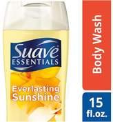 Suave Naturals Essentials Body Wash Everlasting Sunshine