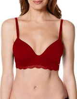 Rafaella Basics with Lace Band Wireless Bra