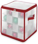 Whitmor 6129-5354 Christmas Ornament Gift Cube Case, Small