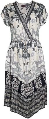 Hale Bob Floral Dress