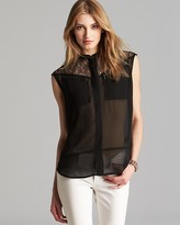 Kenneth Cole New York Bernia Blouse