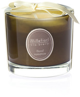 Millefiori Scented Candle in Jar - Floral Romance