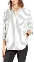 BP Stripe Flannel Shirt