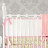 Caden Lane Amy's Garden 4-Piece Double-Sided Bumpers in Pink