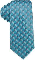 "Alfani Men's Aqua 2.75"" Slim Tie, Only at Macy's"
