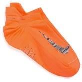 Nike Men's 'Elite' Lightweight No-Show Tab Running Socks