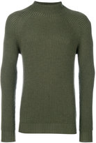 Aspesi classic fitted sweater