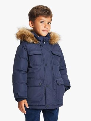 John Lewis & Partners Boys' Parka Coat