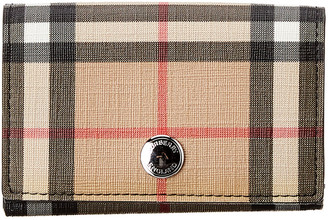 Burberry Small Lark Vintage Check Wallet