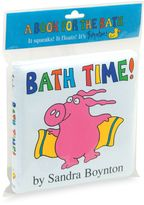 Bed Bath & Beyond Bath Time! Bath Book By Sandra Boynton