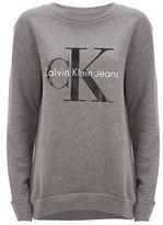 Calvin Klein Jeans Icon Logo Sweatshirt